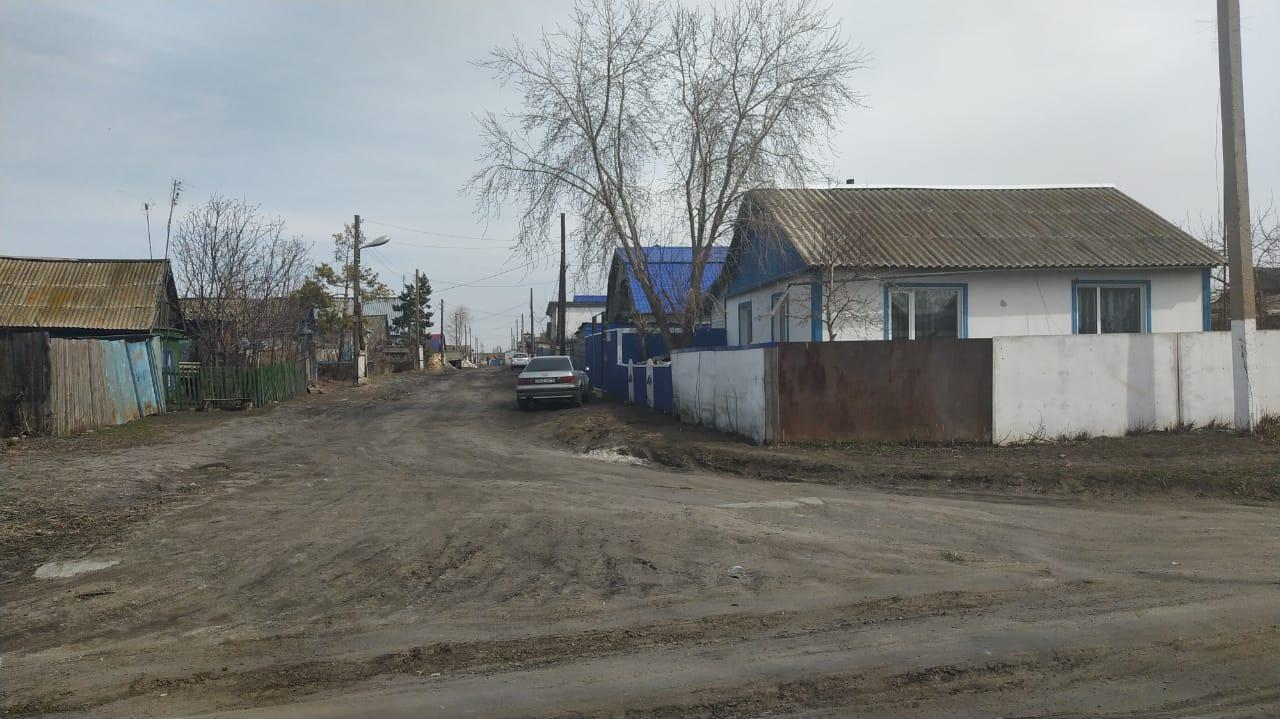 Сельчане обратились к акиму Северо-Казахстанской области