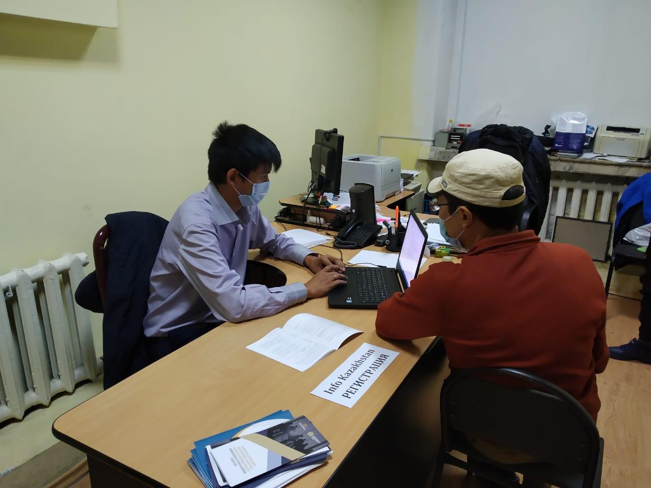 На севере Казахстана бизнесменов после локдауна обязали зарегистрироваться на сайте