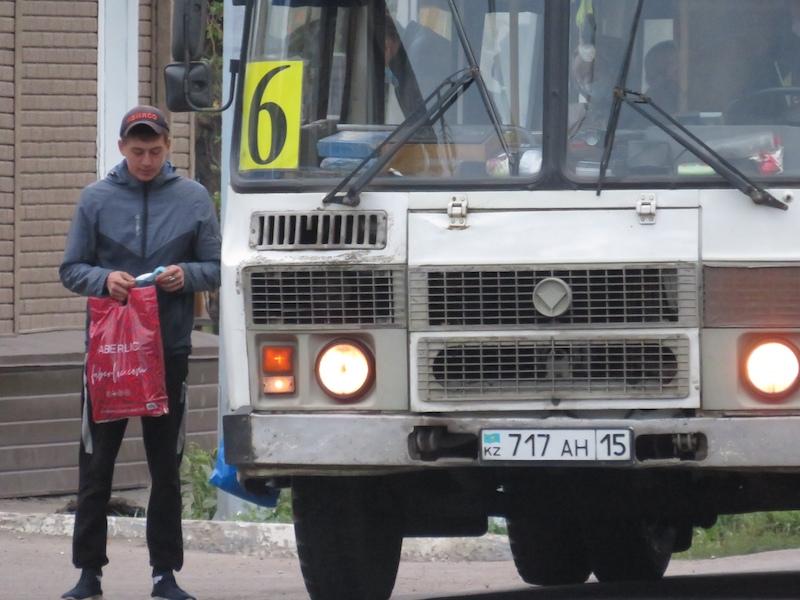Проезд в автобусах Петропавловска может подорожать до 130 тенге с декабря
