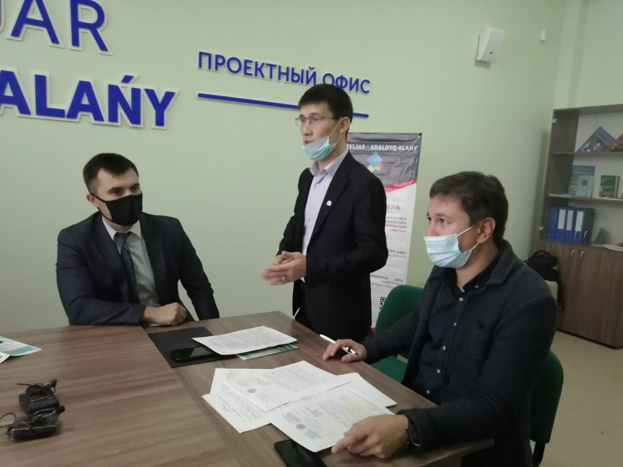 В Петропавловске чиновники проигнорировали встречу с общественниками