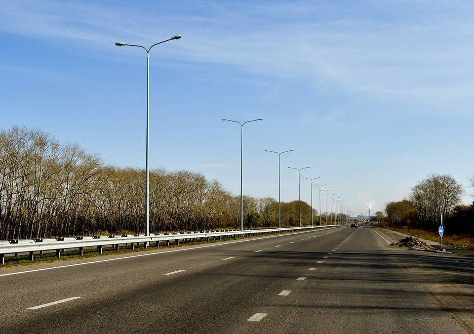 Долгожданная реконструкция на трассе Петропавловск — Мамлютка завершена