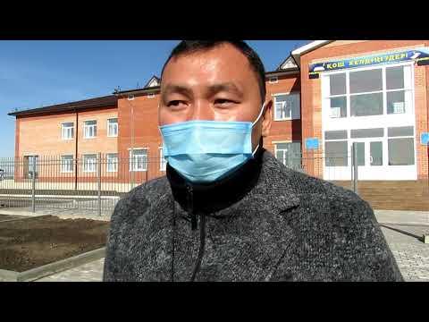 На севере Казахстана начали развивать сёла Кызылжарского района