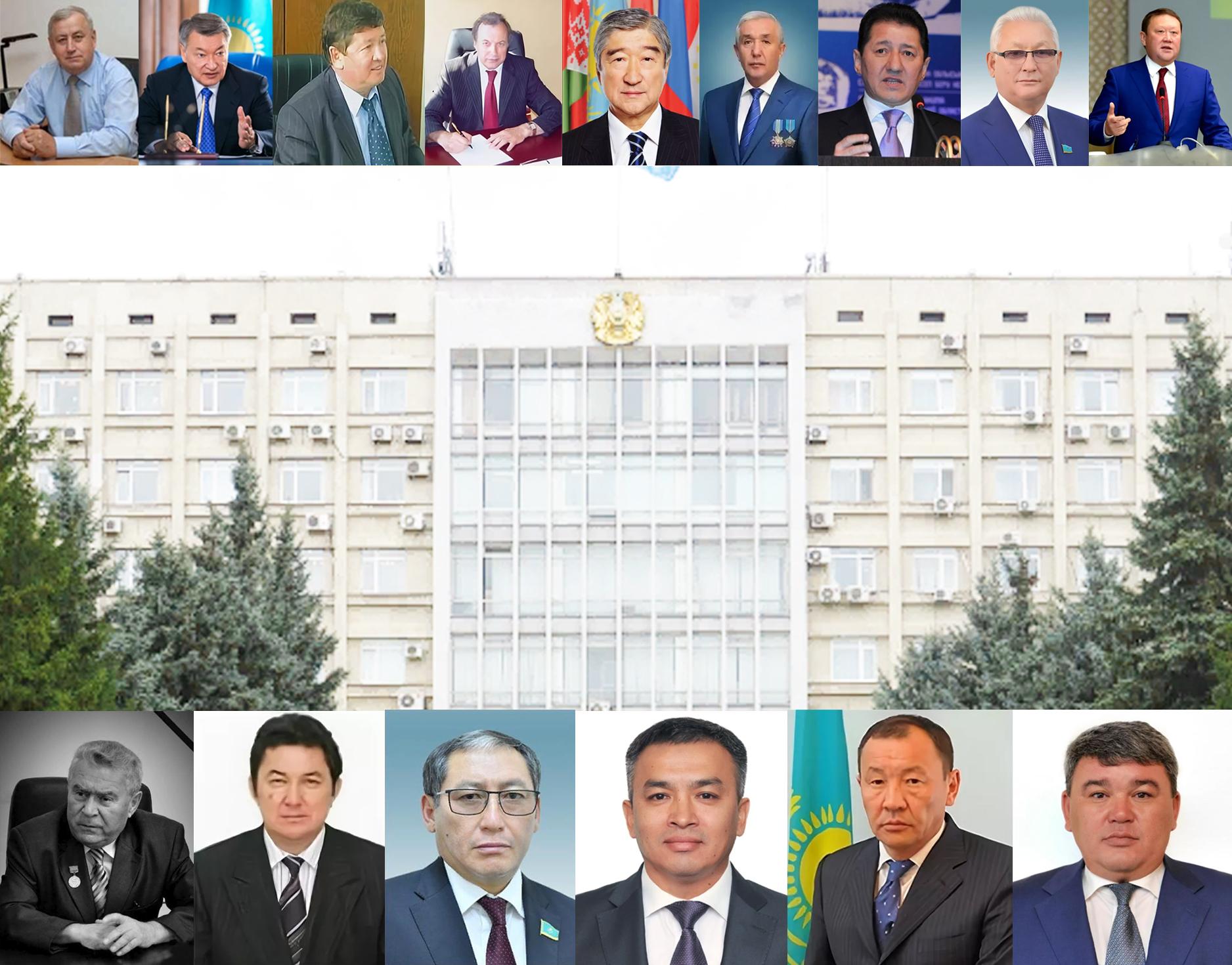 Трамплин для акима. Сколько служат руководители на севере Казахстана