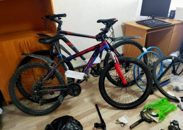 В Петропавловске подростка подозревают в серии краж велосипедов