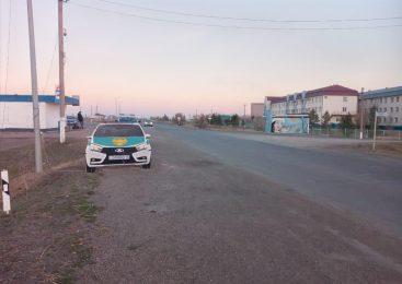 Активные дорожные знаки установили на трассах в Северо-Казахстанской области