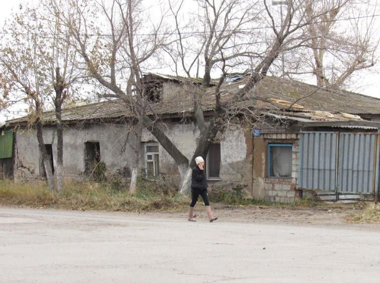 Прогулка по несуществующему микрорайону Петропавловска
