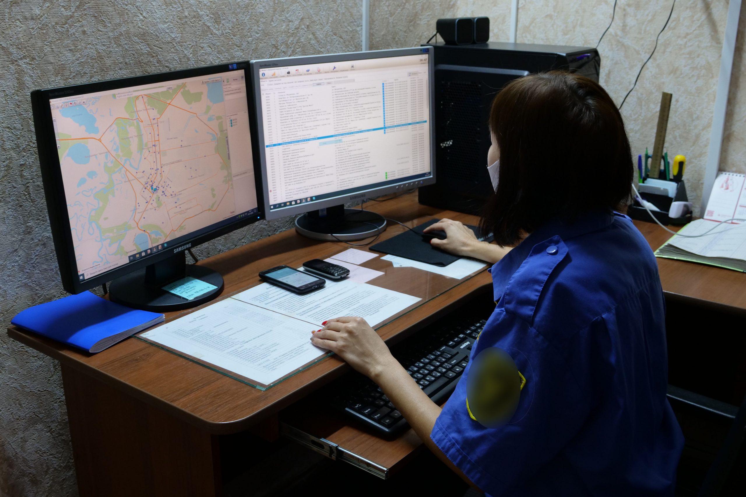 На севере Казахстана квартирных воров ловят охранные организации