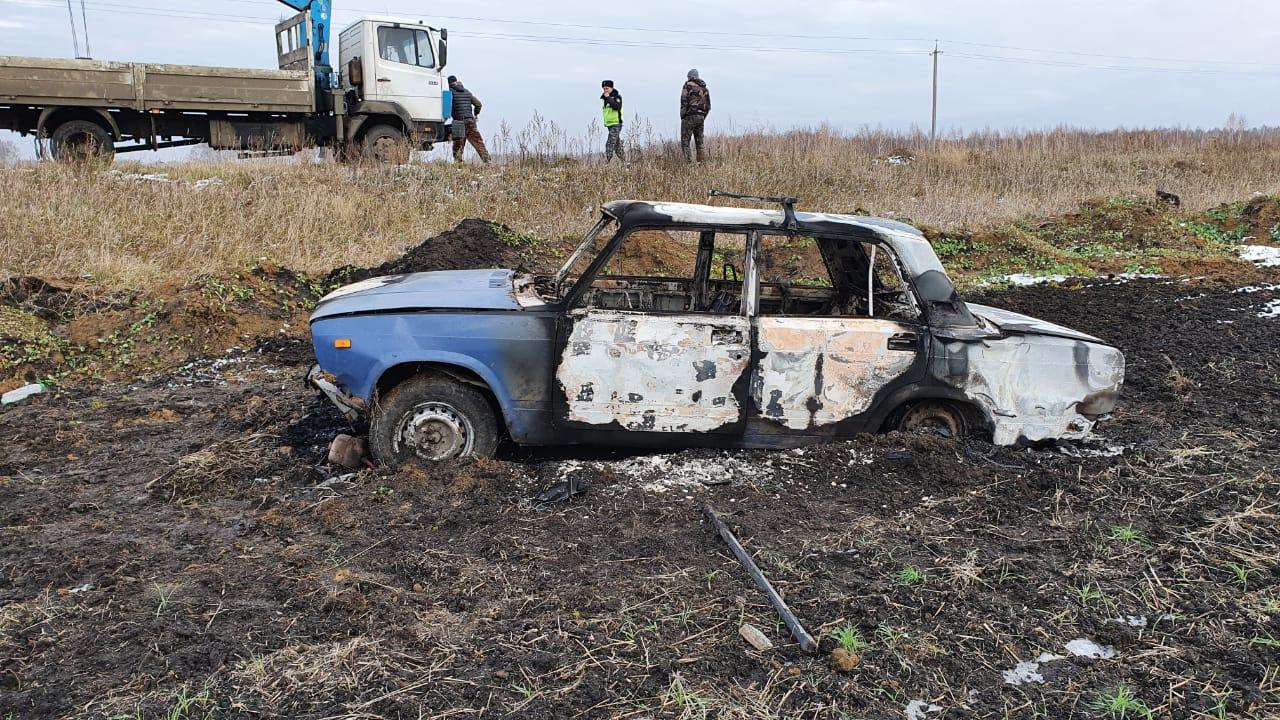 В Петропавловске пьяный мужчина угнал «Жигули» и сжёг