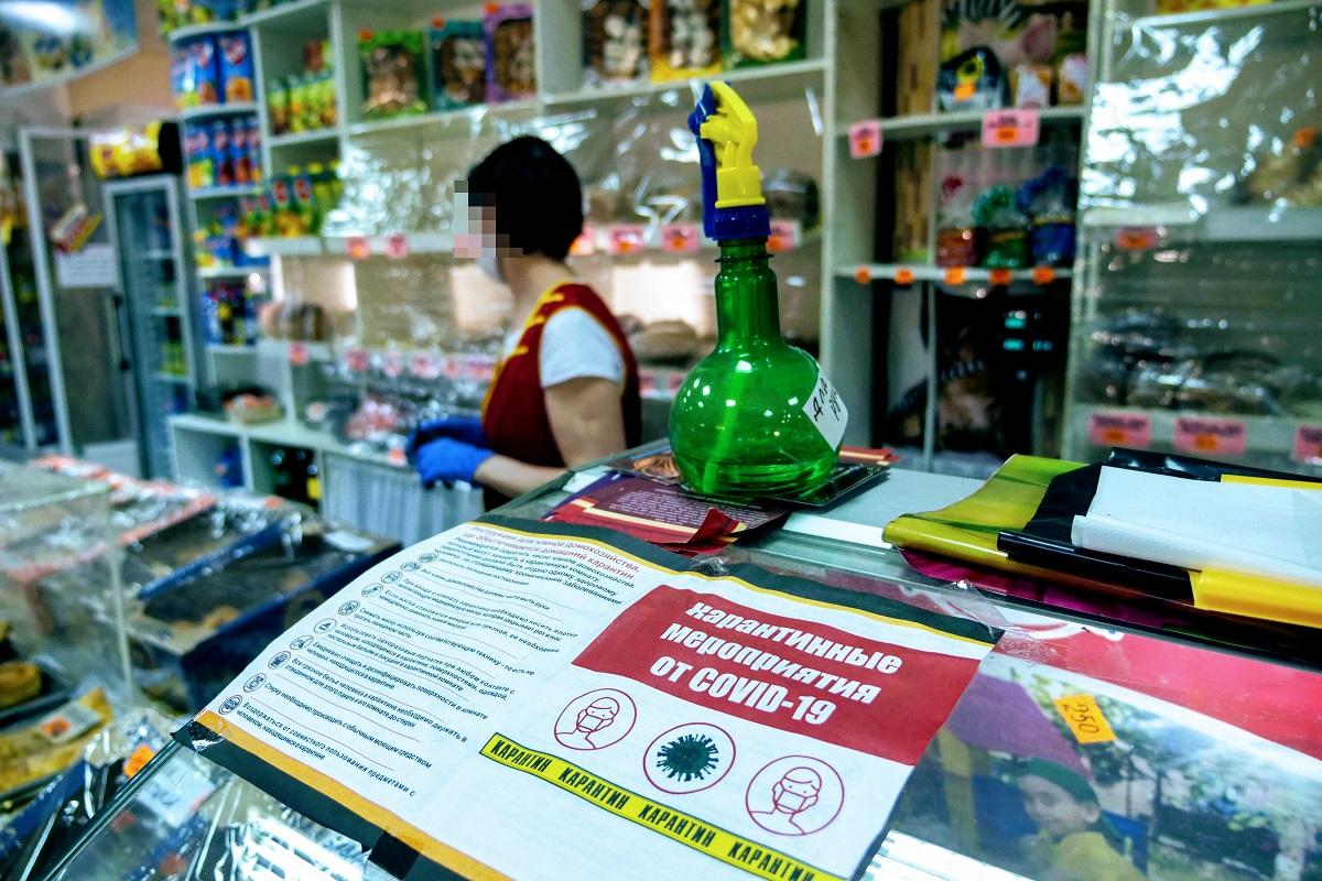 Два кафе в центре Петропавловска получили штрафы за нарушения карантина