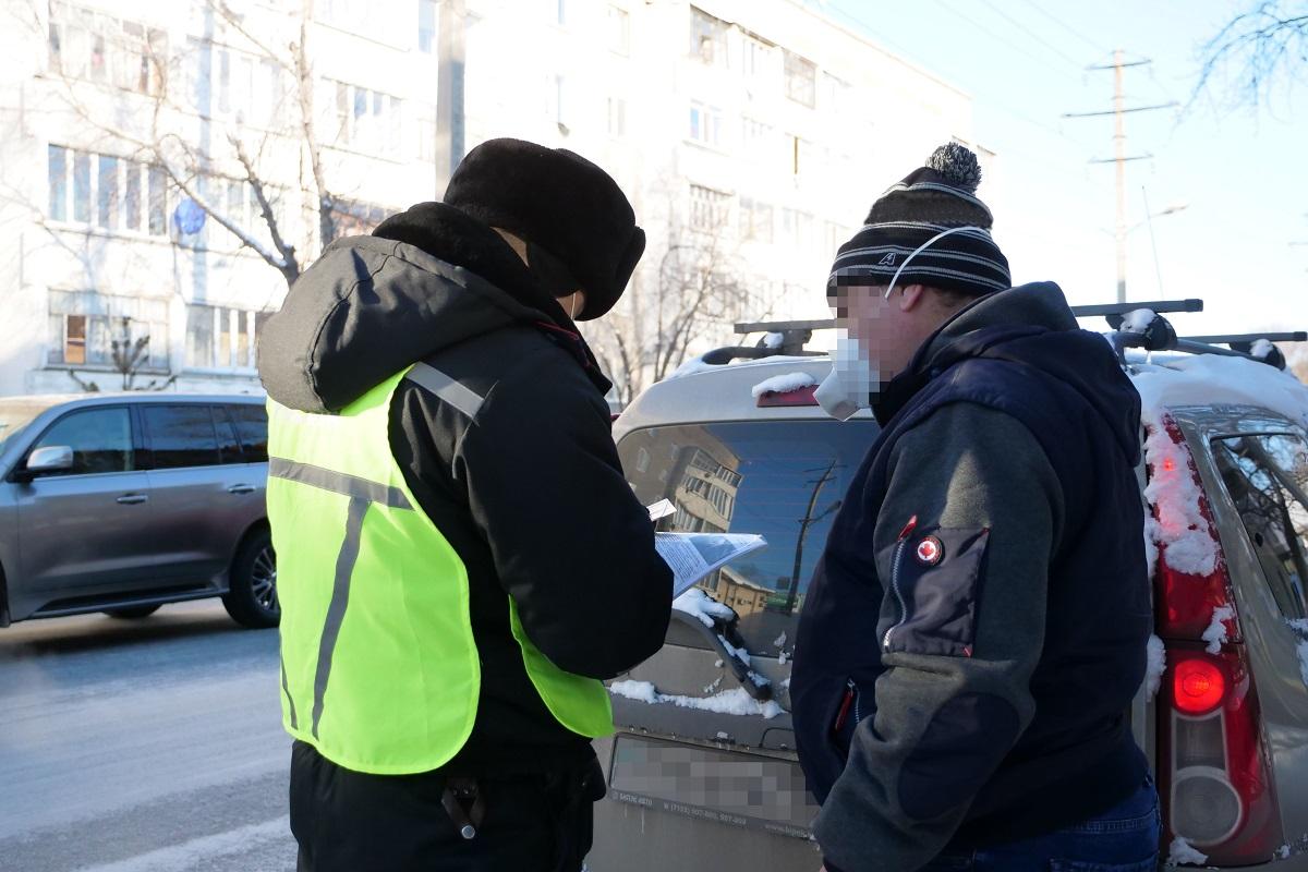 Наркоманы, алкоголики и водители без прав на дорогах Северного Казахстана