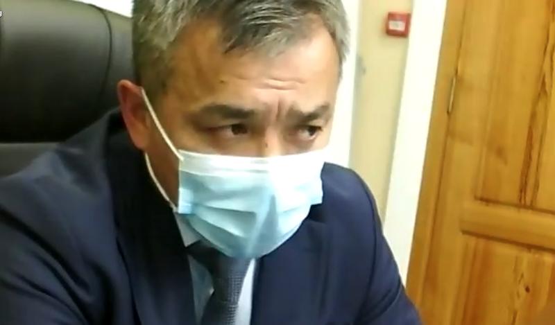 Аким Петропавловска ответил на вопросы по пересечению блокпостов