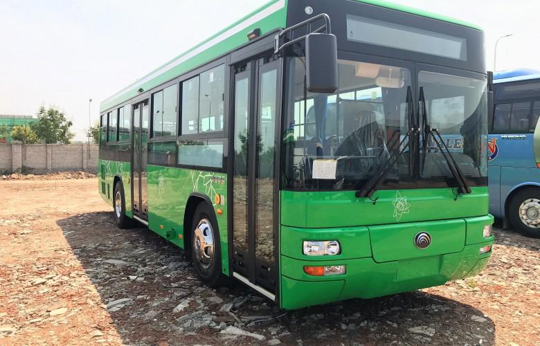 5 миллиардов тенге выделили на  100 новых автобусов в Петропавловске