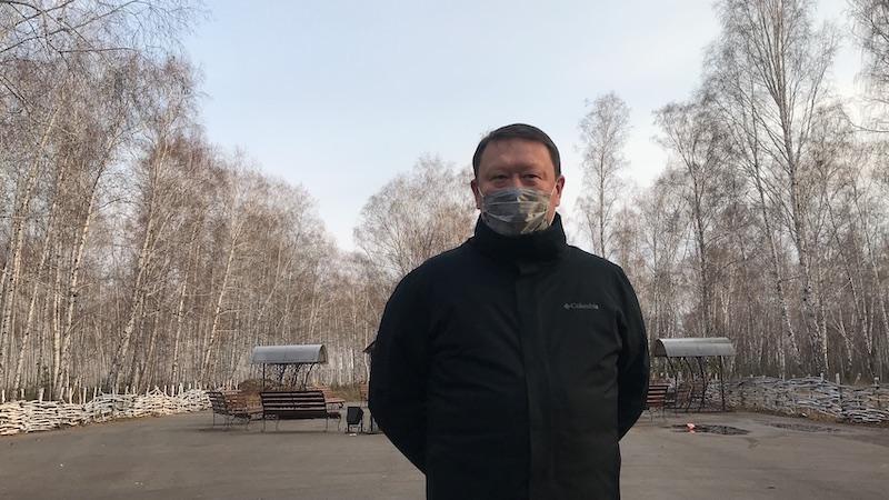 Кумар Аксакалов: Новый год лучше встретить дома