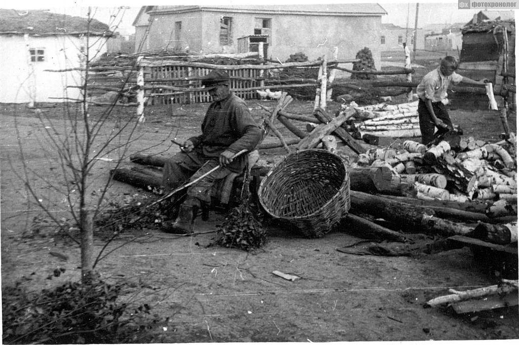 Старые села в Северном Казахстане: ретро 60-х