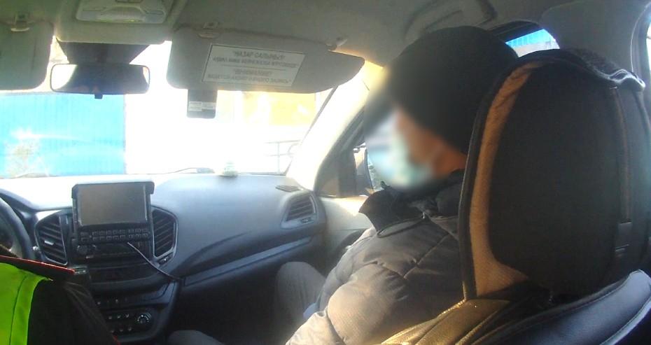 Водители на севере Казахстана продолжают «рулить» после лишения прав