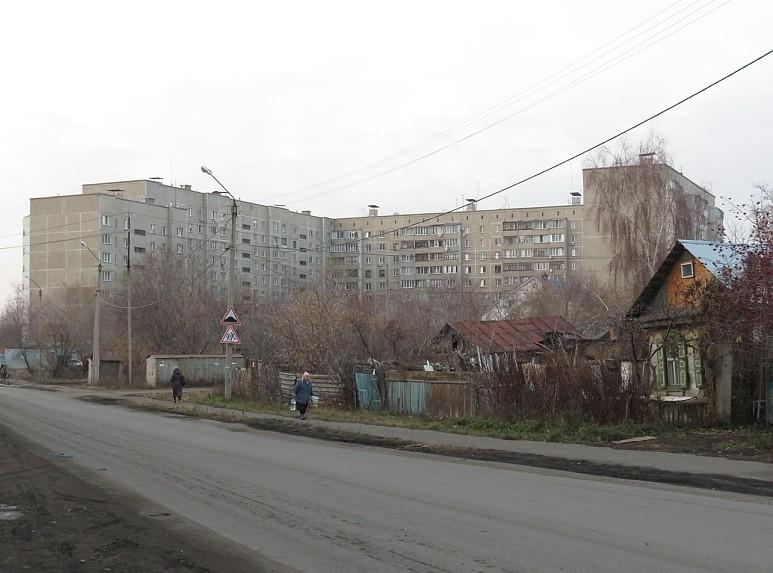 Окраины Петропавловска: Копайский лабиринт