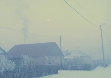На север Казахстана надвигается шторм