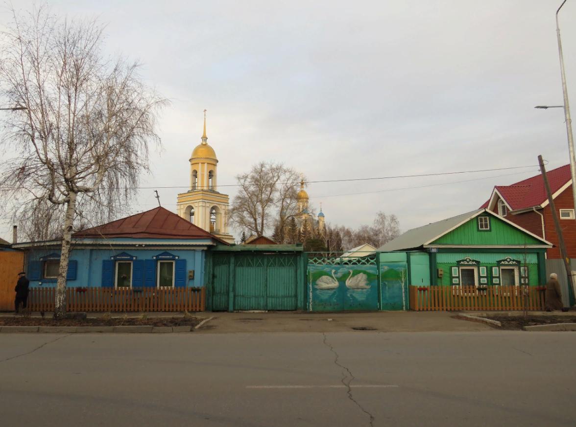 Самому старому району Петропавловска не хватает красной линии