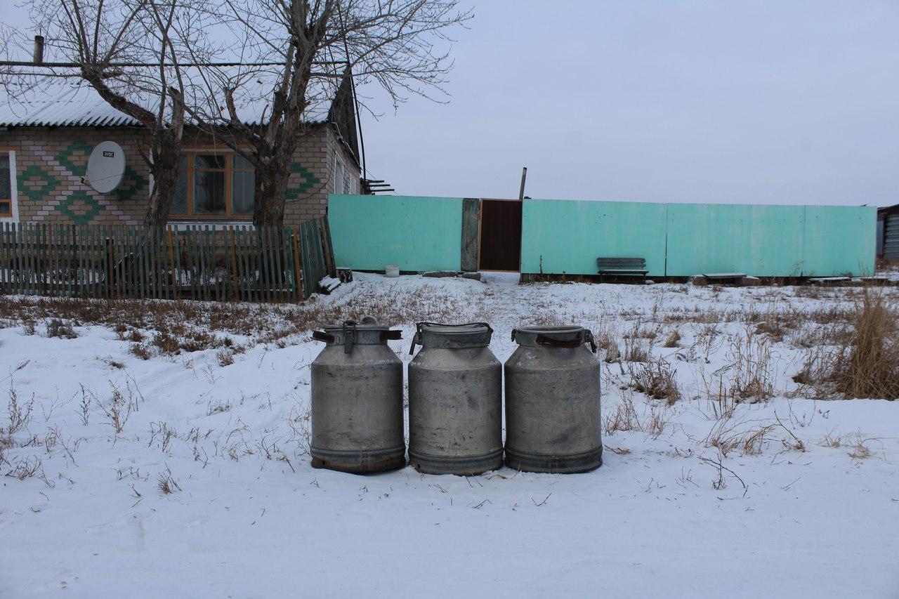 Тысячи жителей села на севере Казахстана в канун Нового года остались без воды