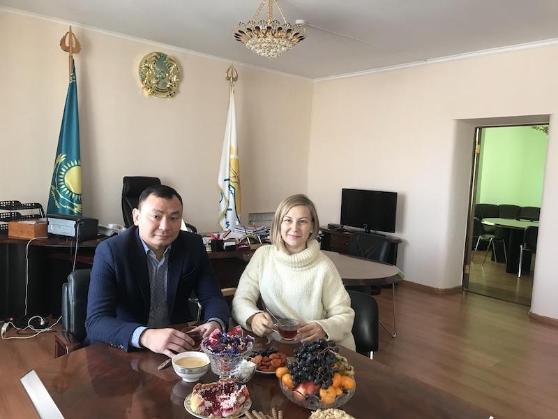 Жанат Садвокасов: «Бесколь будем расширять в сторону Петропавловска и столицы»