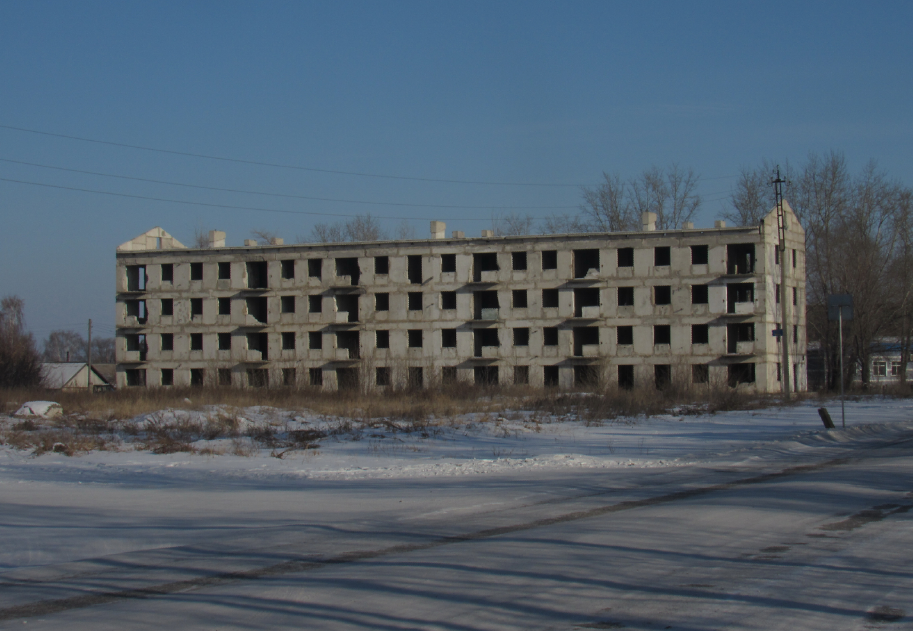 «Сельские города» на севере Казахстана: Булаево, Мамлютка, Сергеевка