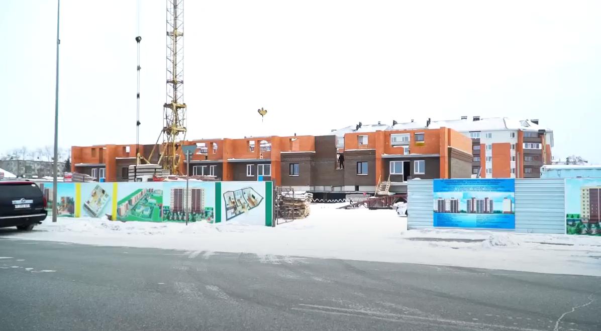 Большая стройка: за 3 года в Петропавловске снесли 1200 домов