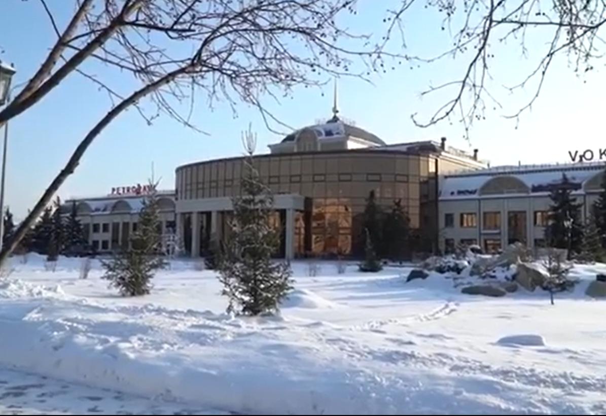 В Петропавловске после реконструкции открылся ЖД вокзал — видео