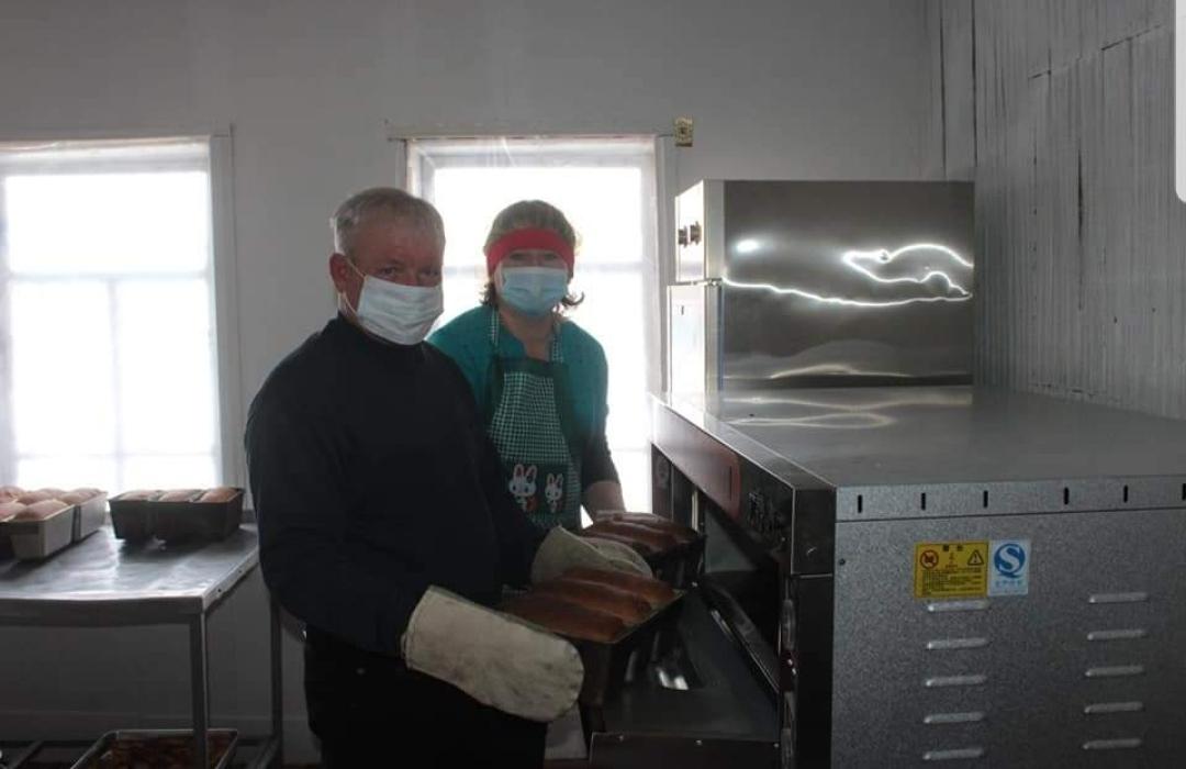 На севере Казахстана супруги переориентировали свой бизнес из — за «короны»