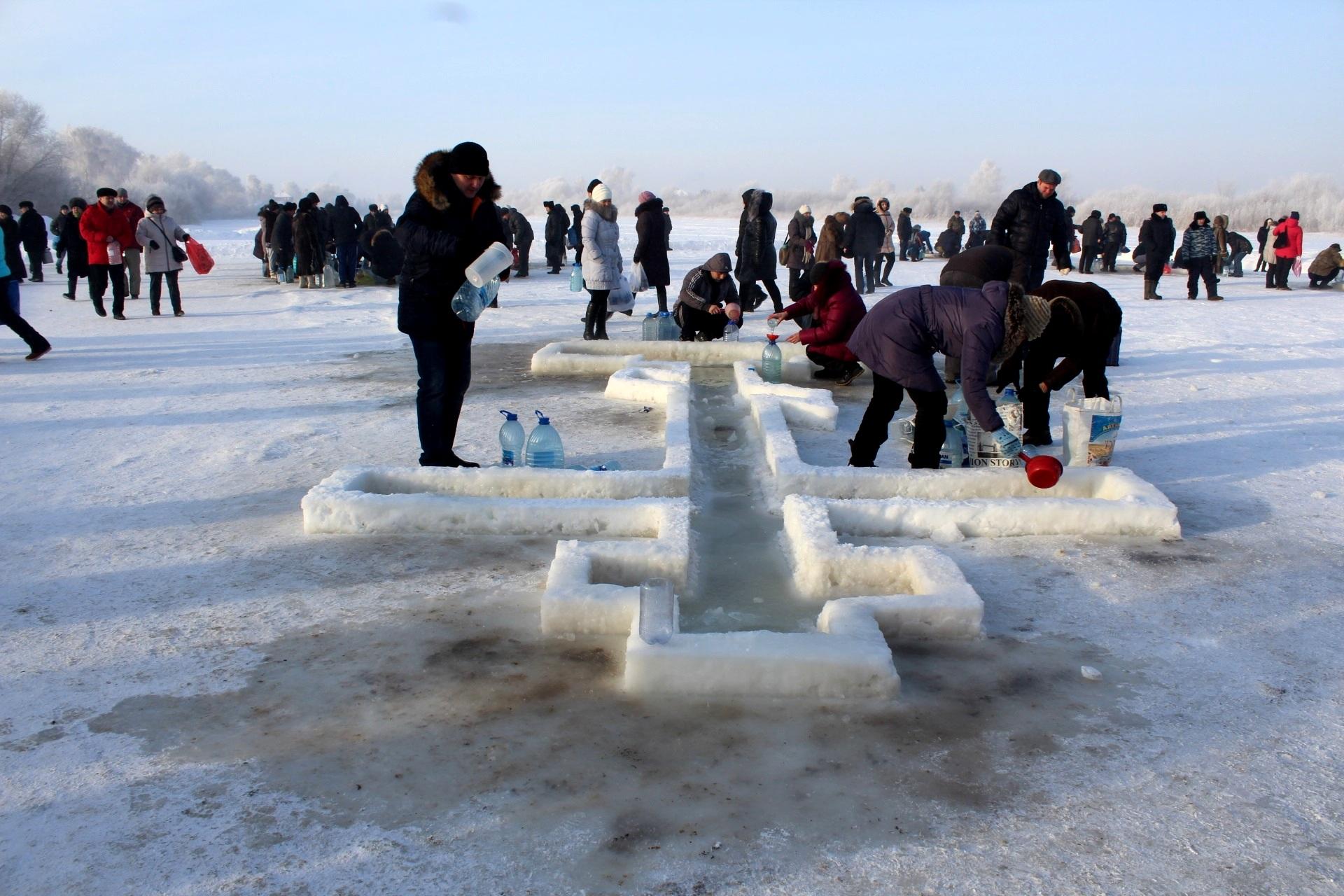 Как в пандемию пройдёт Крещение в Петропавловске