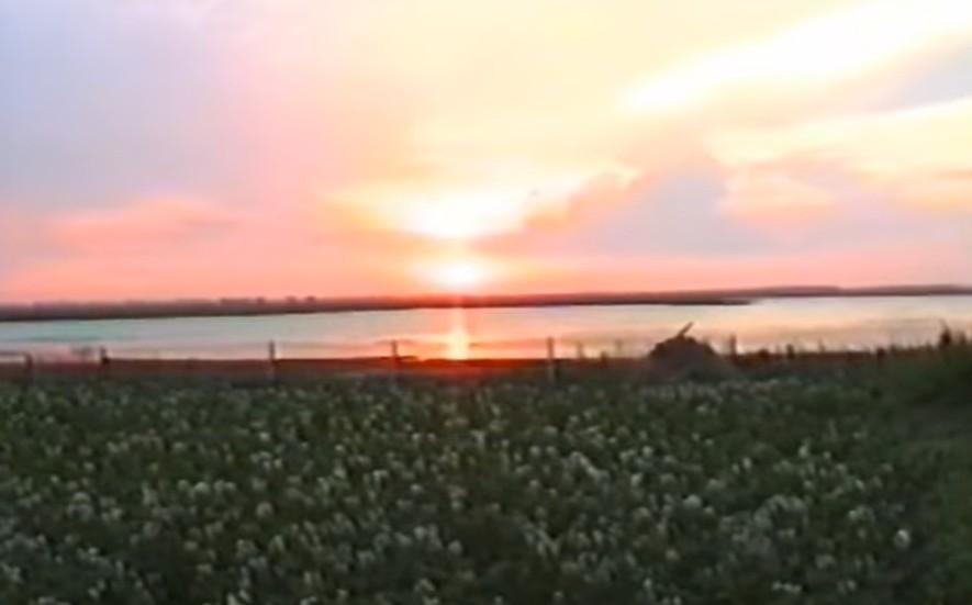 Северный Казахстан-1996: село Дружба, совхоз «Интернациональный»