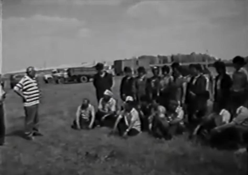 Черно-белая история села Суатколь на Севере Казахстана