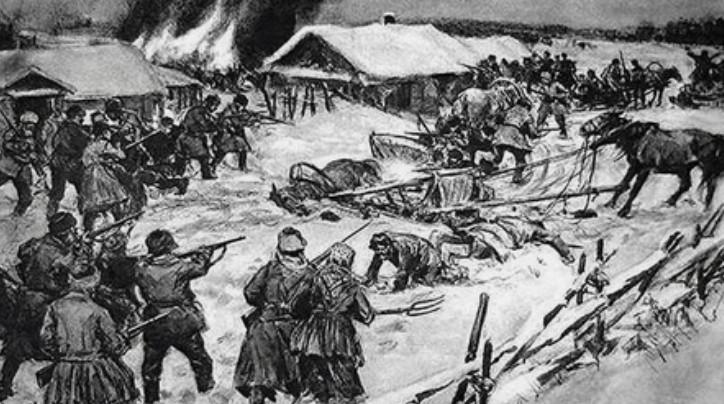 «Творится невероятное, хуже Колчака!», — 100 лет крестьянскому восстанию в Петропавловске