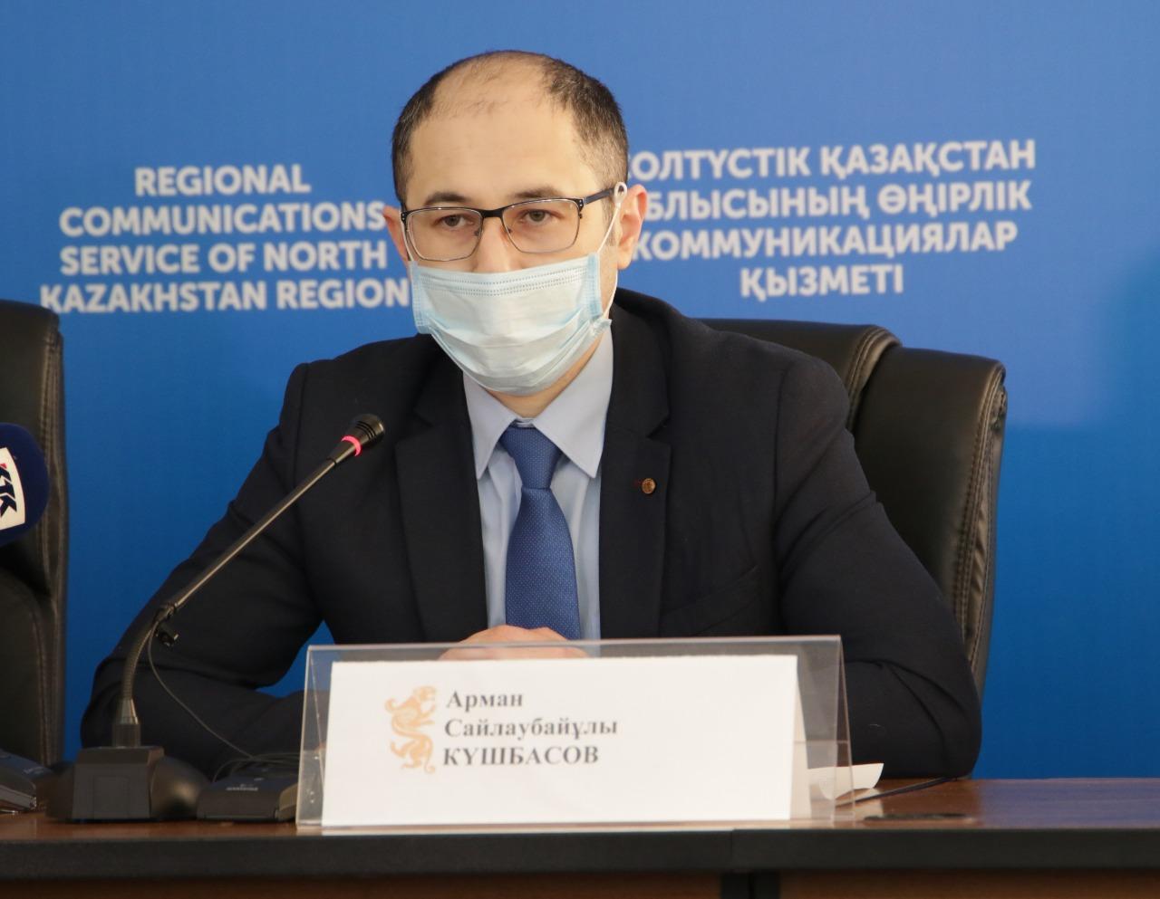 На севере Казахстана эпидемиологи могут ужесточить ограничительные меры