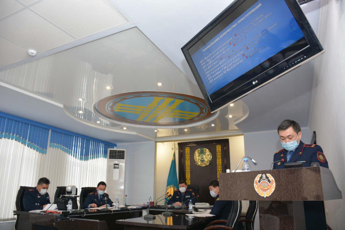 Коронавирус на севере Казахстана «убил» 25% преступности