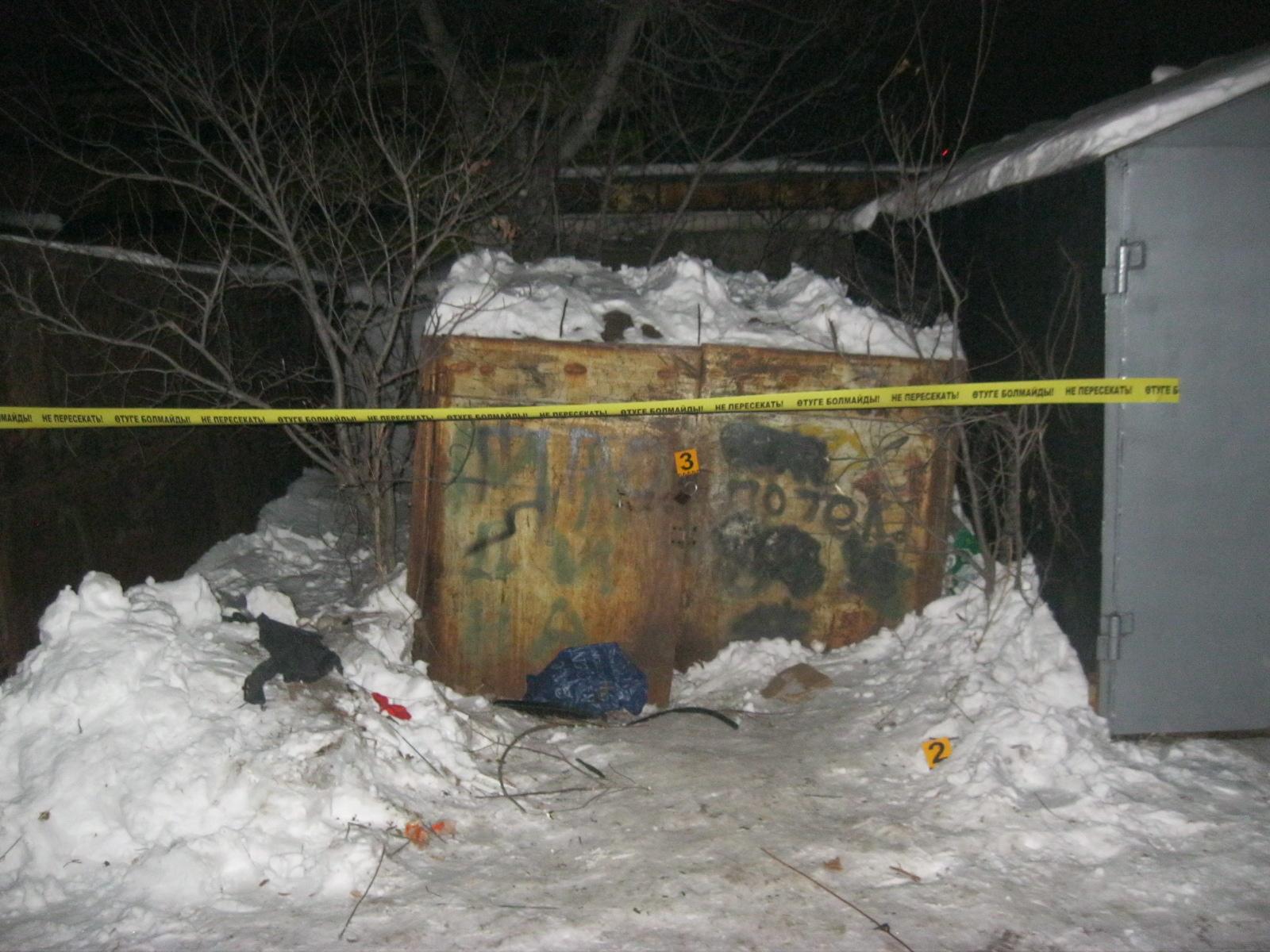 Житель Петропавловска нанял «Газель», чтобы обокрасть гараж