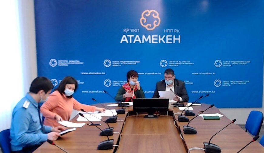 Петропавловский автовокзал несёт убытки из-за ограничительных мер