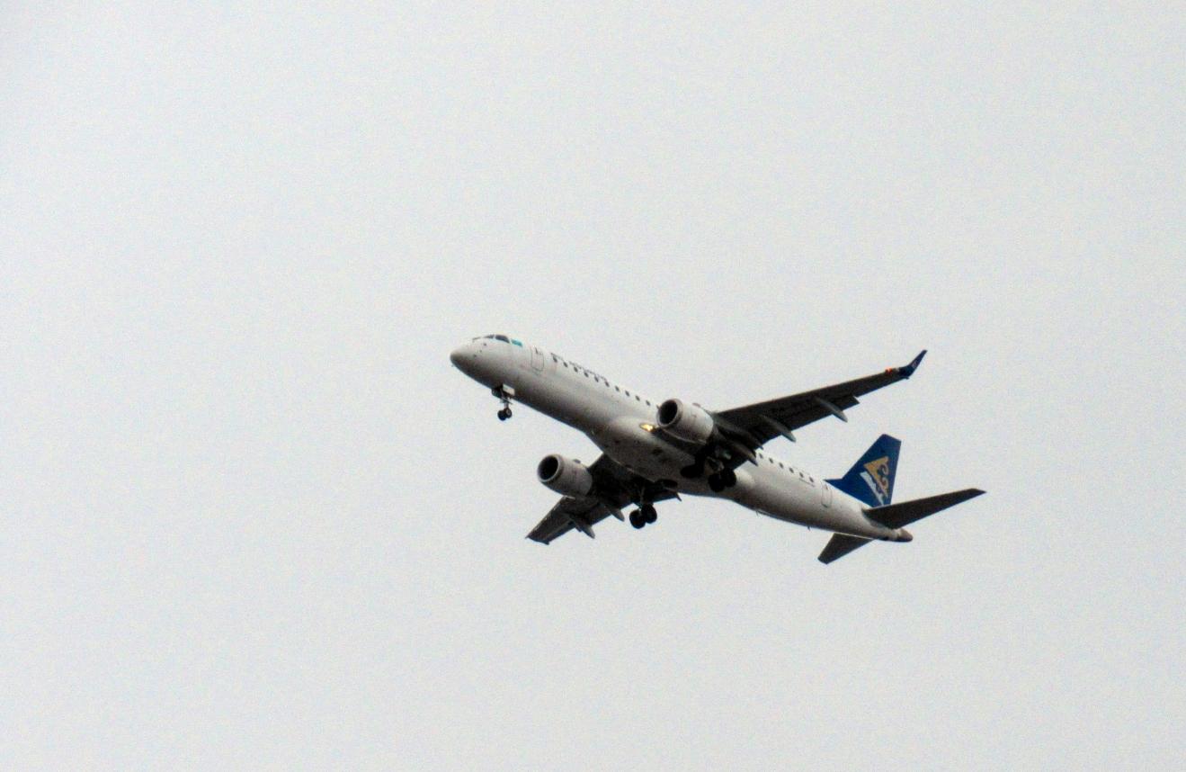 Казахстан увеличивает количество авиарейсов в Россию до 10 в неделю