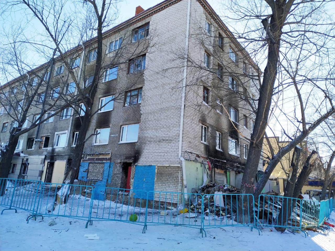 Аким Петропавловска: Ни один из пострадавших не останется без внимания