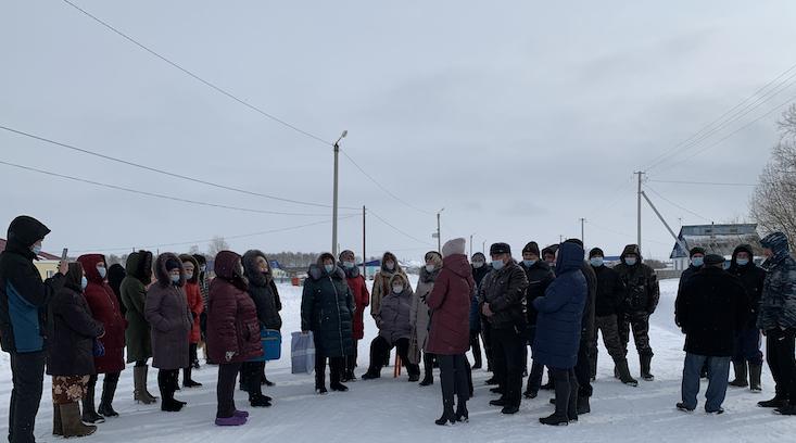 Североказахстанцы добились отсрочки переименования села Астраханка