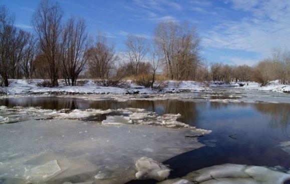 На севере Казахстана под угрозой подтопления находятся 79 населённых пунктов