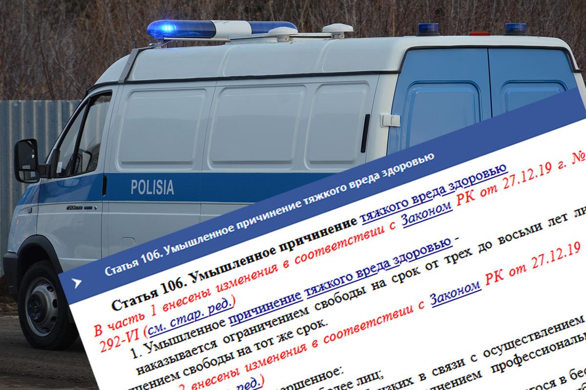 В Петропавловске матери погибшей от побоев девочки грозит до 12 лет тюрьмы
