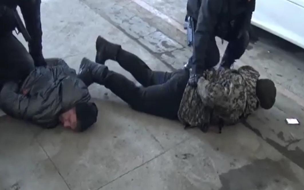 На севере Казахстана обнаружили 60 контрабандных автомобилей из России