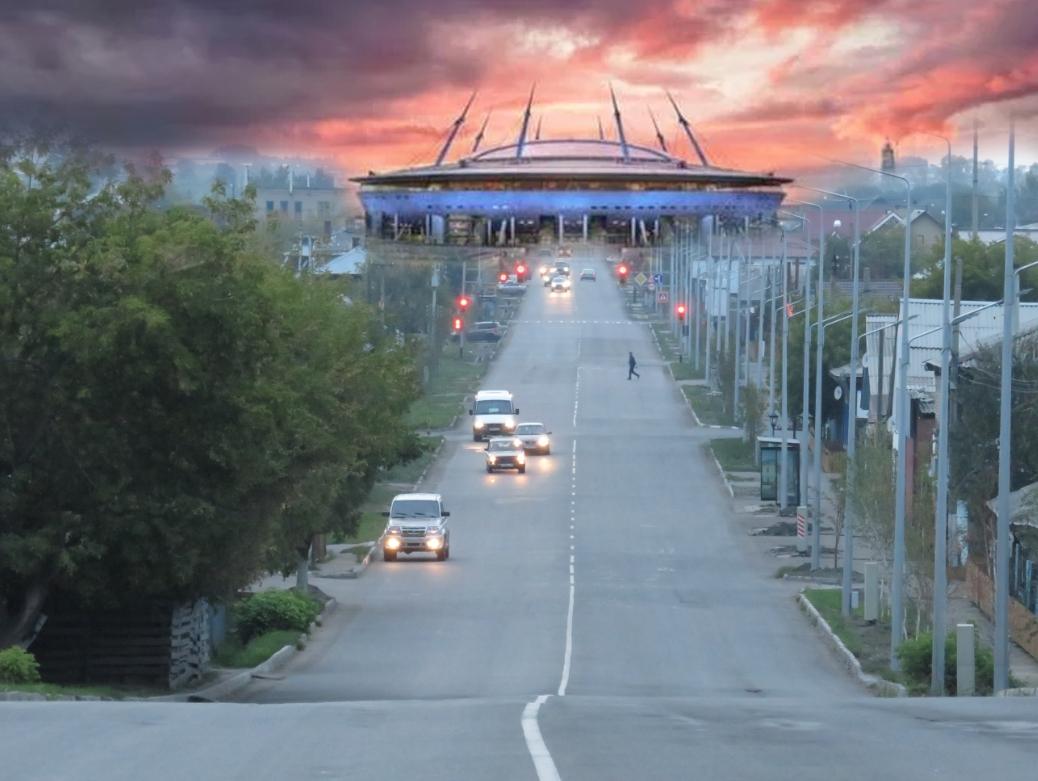 Для постройки стадиона в Петропавловске могут снести половину Подгоры