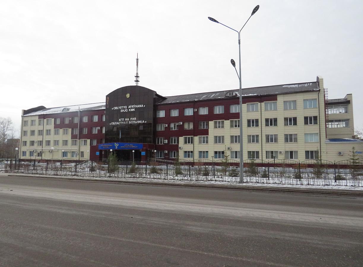 Медицинские объекты на севере Казахстана изношены на 79%