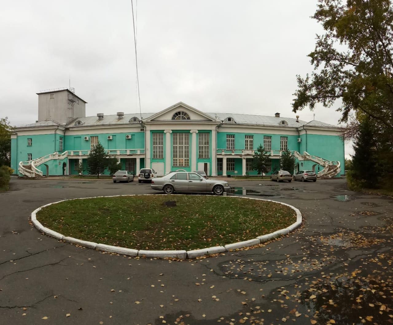 Как аким Северо-Казахстанской области открыл закрытый сквер
