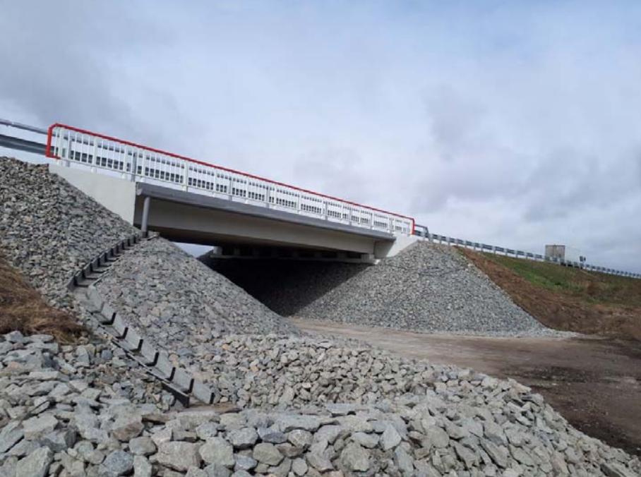 Миллиард потратят на мост через ручей на севере Казахстана
