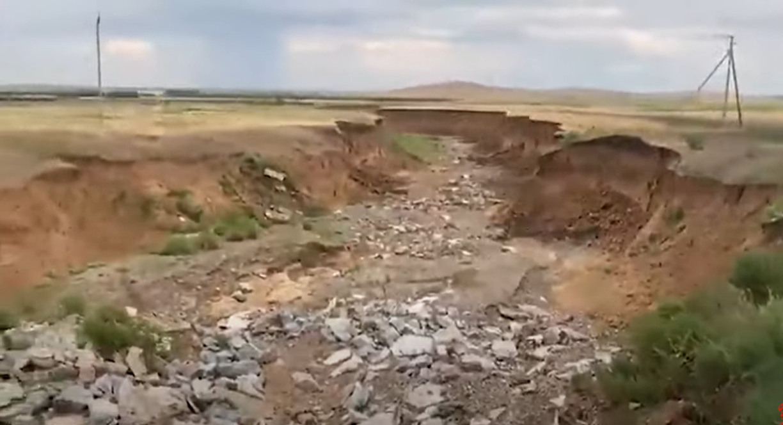 Мост за миллиард соединит две области в Северном Казахстане