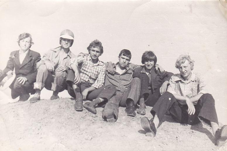 Кинохроника: совхоз «Чистовский» на севере Казахстана — 1989 год