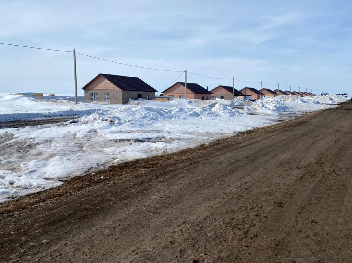 Кишкенеколь — вселенная бездорожья на севере Казахстана
