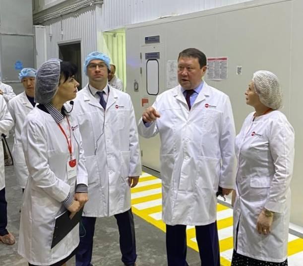 Россияне хотят запустить в Петропавловске производство лекарств